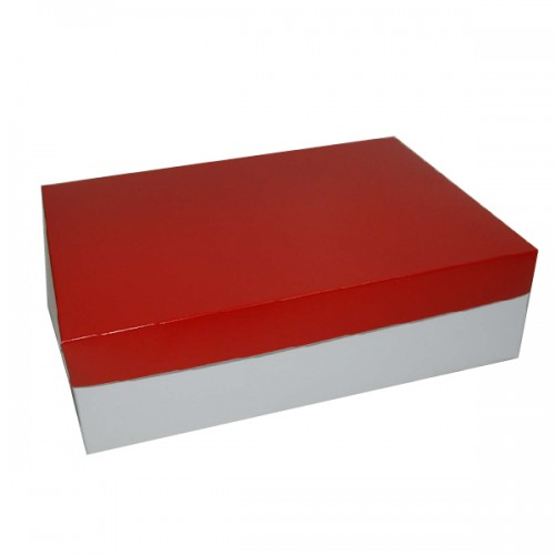 "Generic Cake Box 10x14x4"" (1pc) 