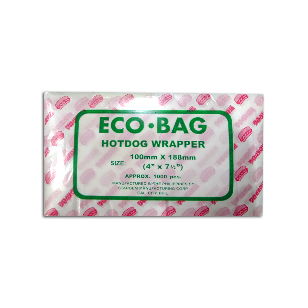 Hotdog Wrapper (100pcs)