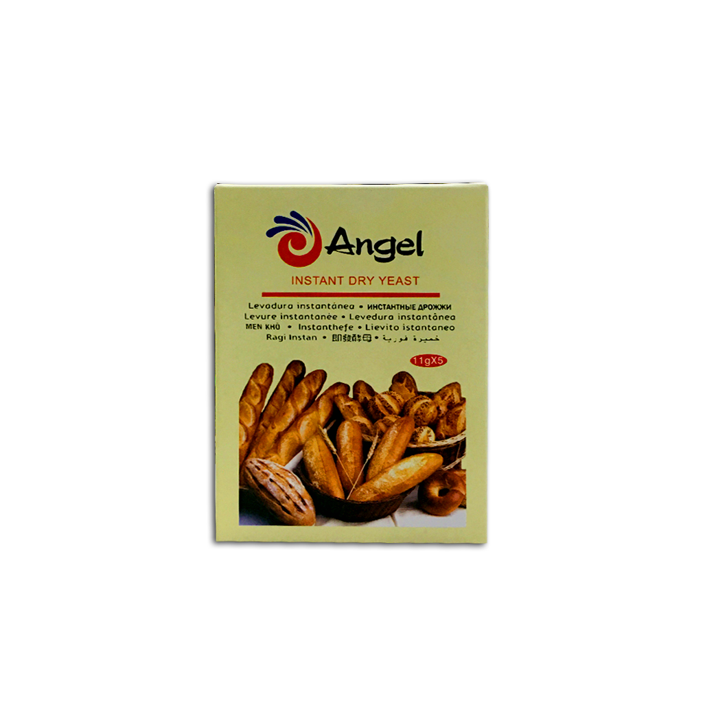 Angel Instant Dry Yeast | 11g x 5