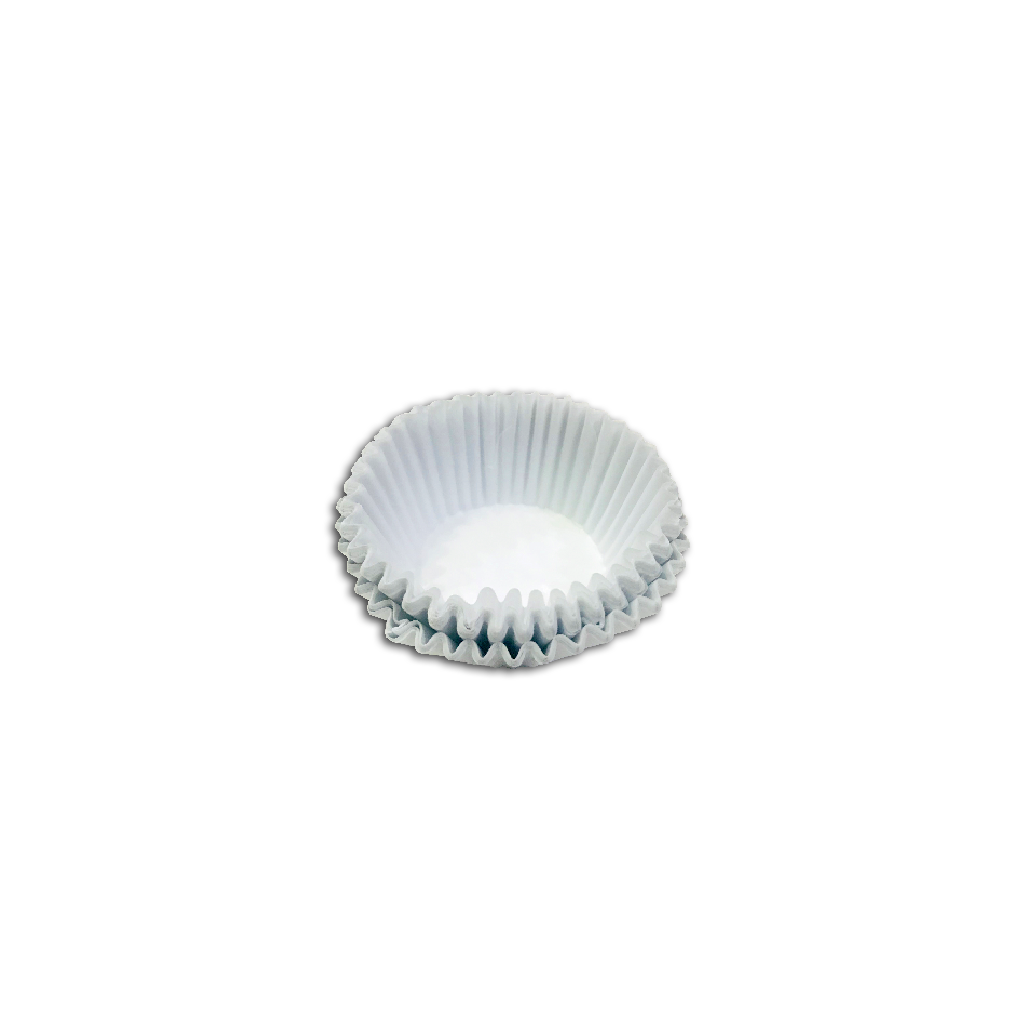 Generic Cupcake Liner - ¾oz. (White) | Approx 100pcs