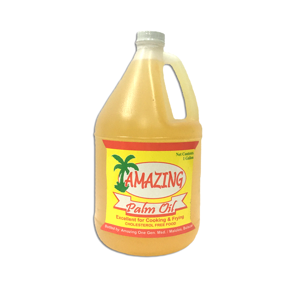 Amazing Palm Oil [1Gal.]