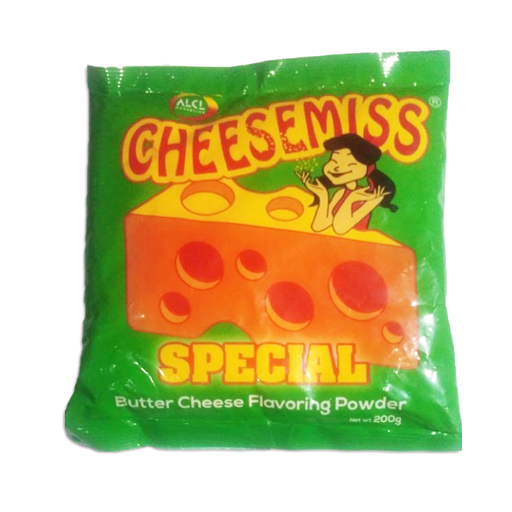 Cheesemiss Special Butter Cheese Flavoring Powder 200g.
