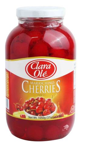 Clara Ole Maraschino Cherries [1050g.]