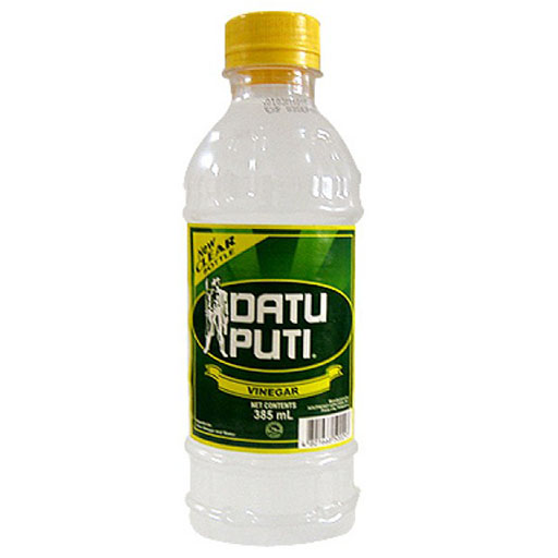 Datu Puti Vinegar, PET [385mL.]