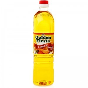 Golden Fiesta Corn Oil PET [1L.]