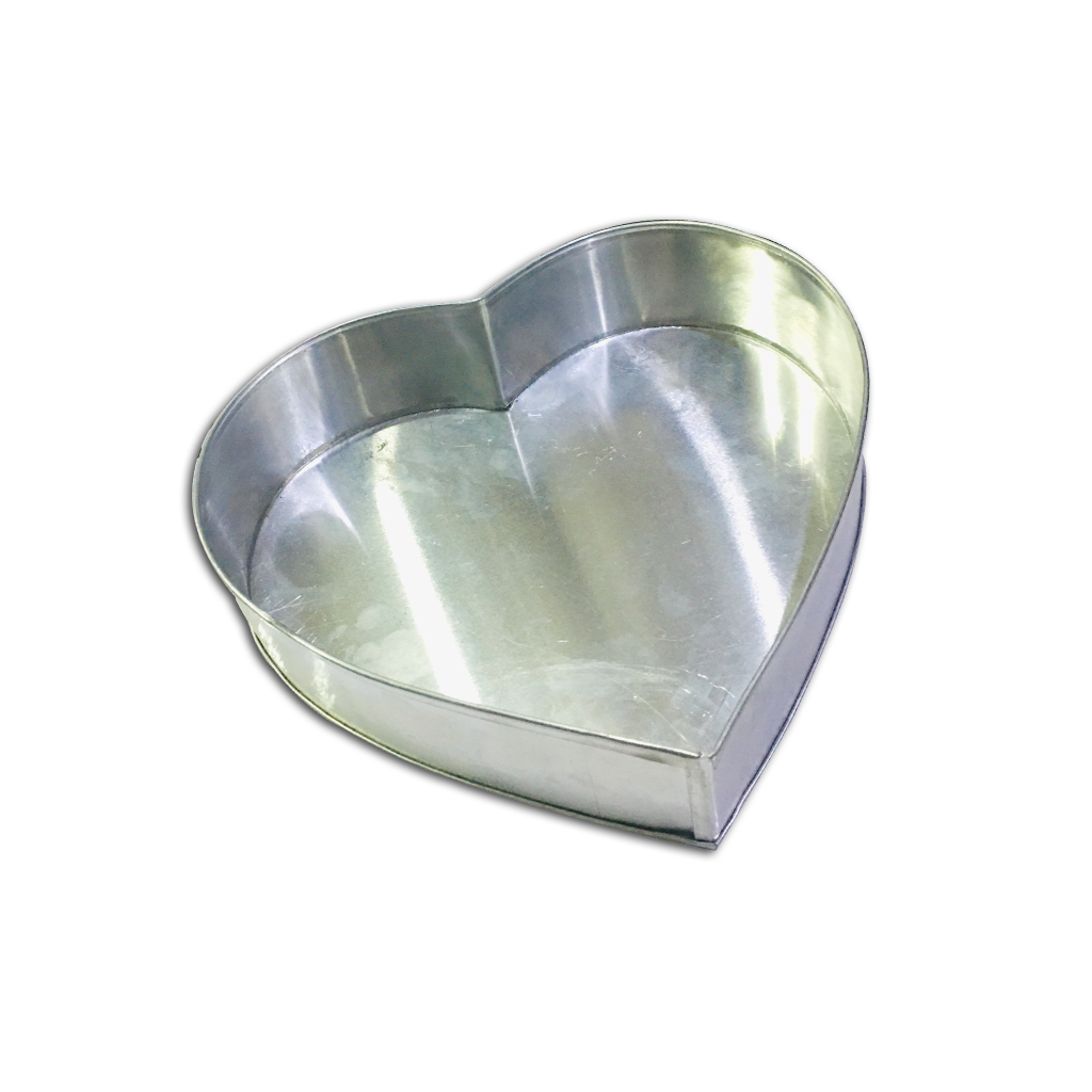 Heart Baking Pan 7""
