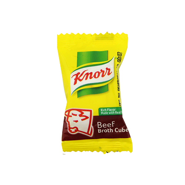 Knorr Beef Broth Cubes [10g.x12pcs.]