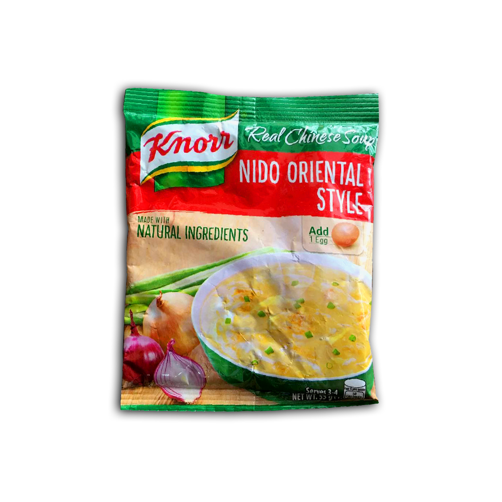 Knorr Nido Oriental Style Soup 55g