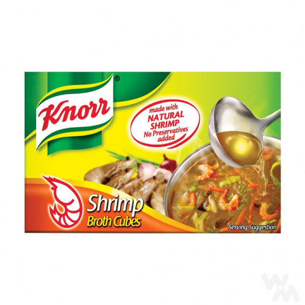 Knorr Shrimp Broth Cubes [60g.]