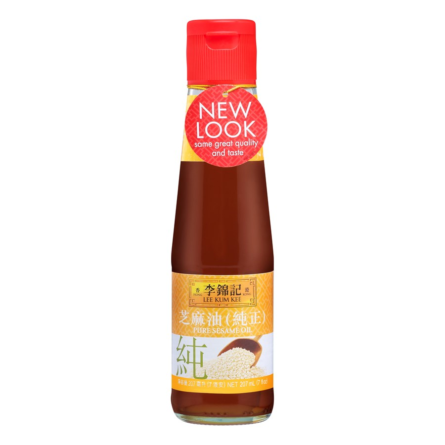 Lee Kum Kee Sesame Oil [207mL.]