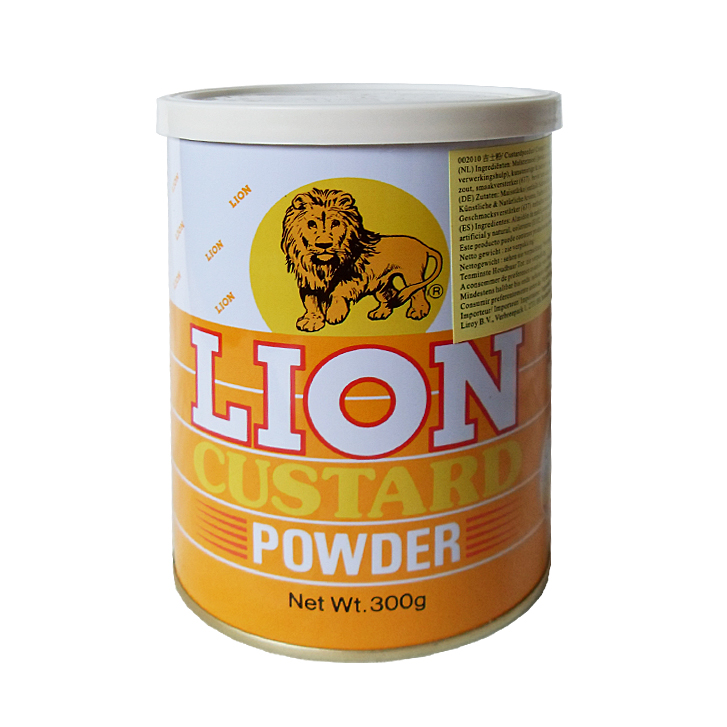 Lion Custard Powder [300g.]