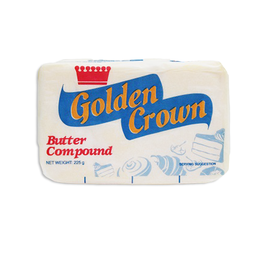 Golden Crown Butter Compound | 225g x 24pcs
