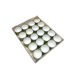Generic Cupcake Liner - 3oz. (White) | Approx 2000pcs