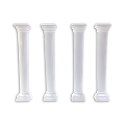 Grecian Pillars 6.5"