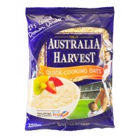 Australia Harvest Quick Cooking Oats [250g.]
