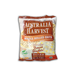 Australia Harvest Whole Rolled Oats [500g.]