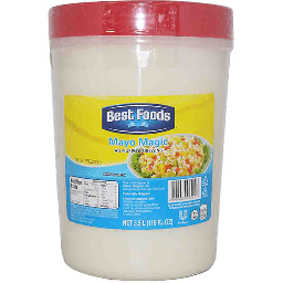 Best Foods Mayo Magic 3.5L.