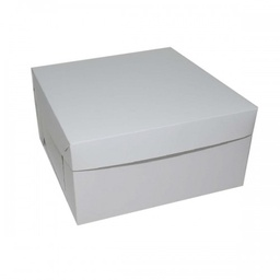 "Generic Cake Box 10x10x4"" (1pc) 