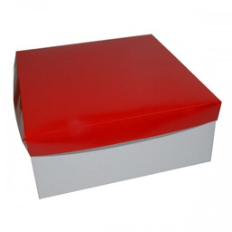 "Generic Cake Box 12x12x4"" (1pc) 