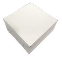 "Generic Cake Box 8x8x5"" (1pc) 