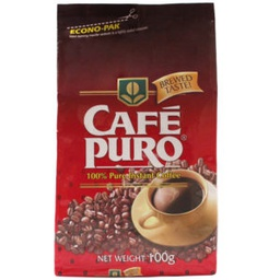 Cafe Puro Instant Coffee [100g.]