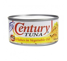 Century Tuna Flakes In Vegetable Oil [180g.]