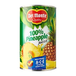 Del Monte 100% Pineapple Juice w/ ACE 1.36L