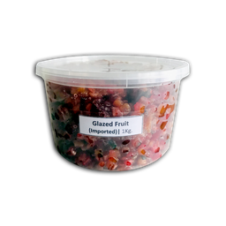 Imported Glazed Fruits | 1Kg.