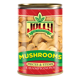 Jolly Mushrooms Pieces & Stems [284g.]