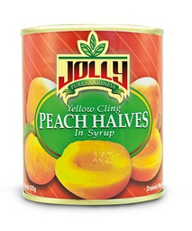Jolly Peach Halves [825g.]