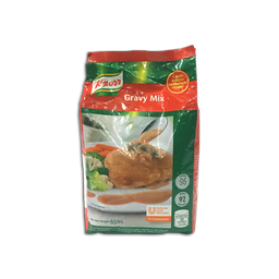 Knorr Gravy Mix 550g.