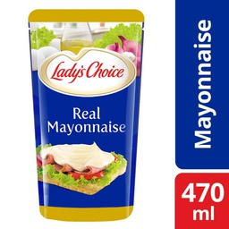 Lady's Choice Real Mayonnaise 470mL