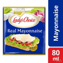 Lady's Choice Real Mayonnaise [80mL.]