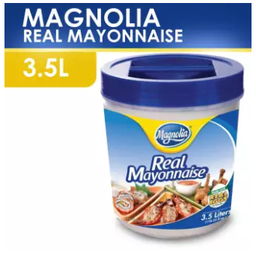 Magnolia Real Mayonnaise 3.5L.