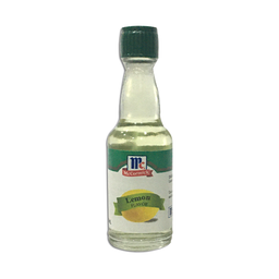 McCormick Pure Lemon Flavor 20mL.