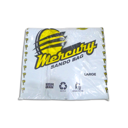Mercury Sando Bag (Large) | 100 Pieces