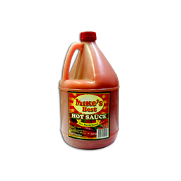 Mike's Best Hot Sauce 1 Gal.