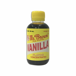Mr. Brown Vanilla (60cc)