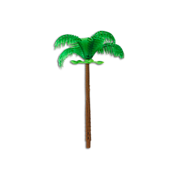 Plastic Coconut Tree