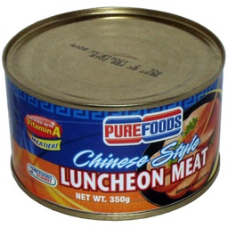 Purefoods Chinese Style Luncheon Meat [350g.]
